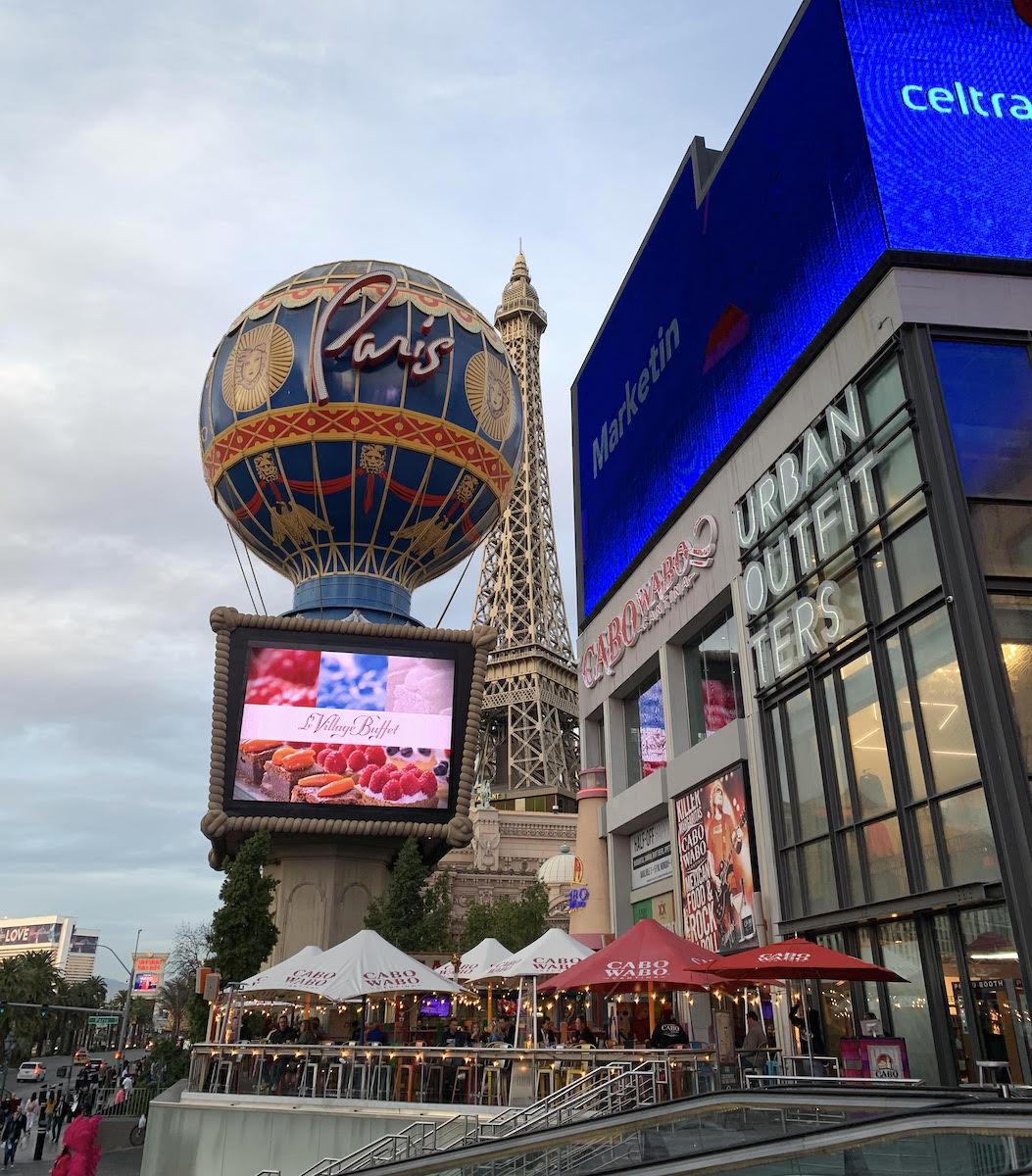 CES is held in Las Vegas each January.